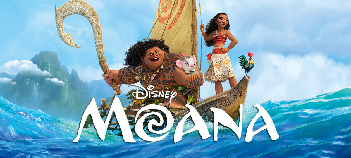 "Moana features the voices of Auli'i Cravalho as Moana Waialiki and Dwayne ""The Rock"" Johnson as Maui, the legendary demigod who sets off with Moana on her journey."